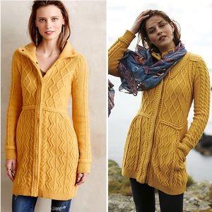 Anthropologie | Sparrow Strathmore Sweater Jacket